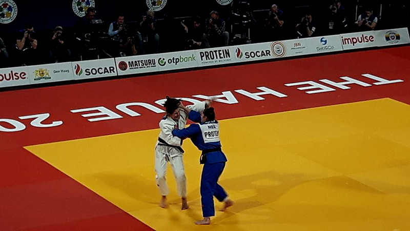 Judo is een mentaal spelletje