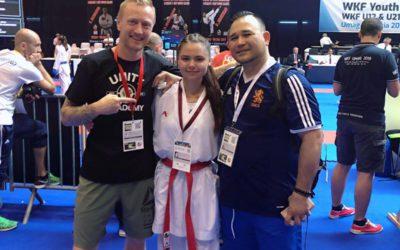 Hoe mijn ouders mij steunen in mijn passie voor karate.