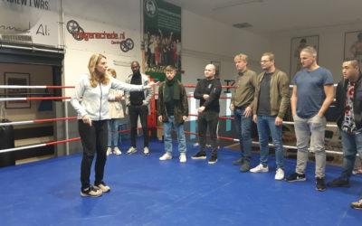 Gladiatoren aan de Maas mentaal klaar voor spetterend boksgala