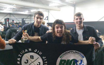 MMA vechter leert paniek verslaan